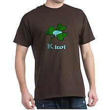 Celtic Kiwi Blue T-Shirt