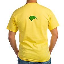 Yellow Irish Kiwi T