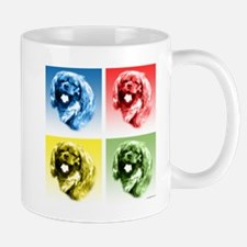 English Toy Pop Art Mug
