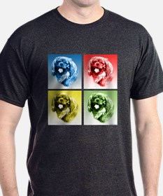 English Toy Pop Art T-Shirt