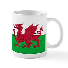 Welsh flag of Wales Mug