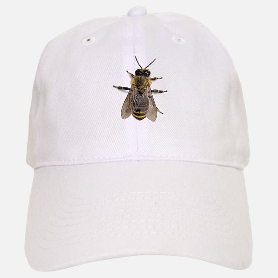 Big Honey Bee Baseball Baseball Cap