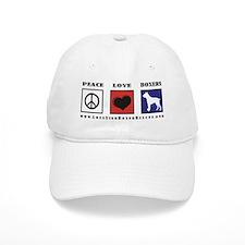Peace Love Boxers - Lone Star Baseball Cap