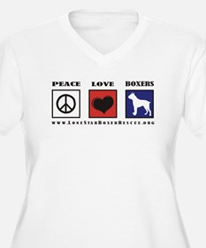 Peace Love Boxers - Lone Star T-Shirt
