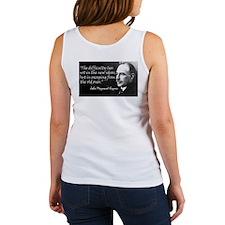 Post Keynesian Women's Tank Top