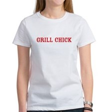 Grill Chick Tee