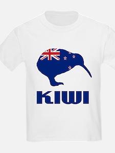 New Zealand Kiwi T-Shirt