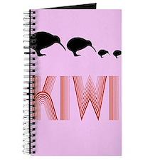 Retro Vintage Kiwi Journal