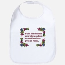 Nonna's Recipe Bib