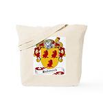 Badenock Family Crest Tote Bag