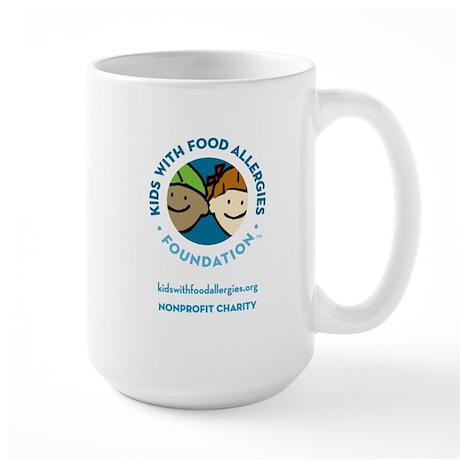 KWFA Logo Large Mug