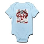 Bagley Family Crest Infant Creeper
