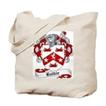 Baikie Family Crest Tote Bag