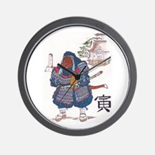 Year of the Tiger Wall Clock