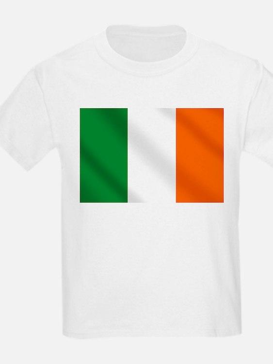 Irish flag of Ireland T-Shirt