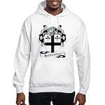 Balderstone Family Crest Hooded Sweatshirt