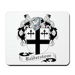 Balderstone Family Crest Mousepad