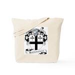 Balderstone Family Crest Tote Bag