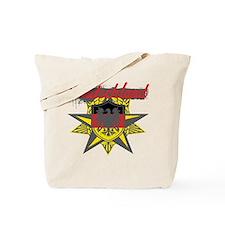 Deutschland Star Tote Bag