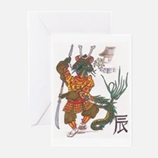 Year of the Dragon Greeting Cards (Pk of 10)