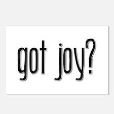 Got Joy? Postcards (Package of 8)