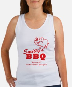 Smitty's BBQ Women's Tank Top