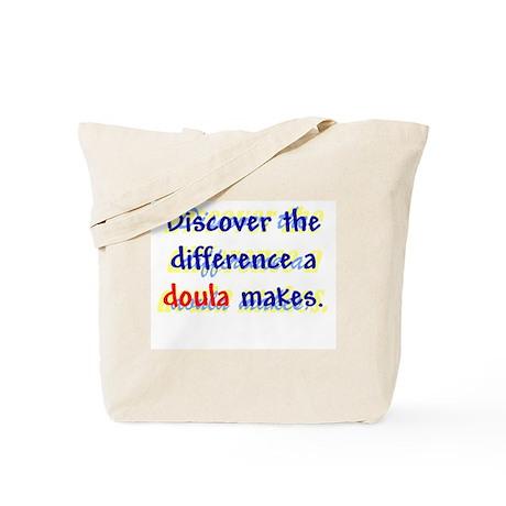 Discover / Doulas Tote Bag