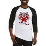 Barbour Family Crest Baseball Jersey