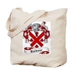 Barbour Family Crest Tote Bag
