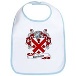Barbour Family Crest Bib