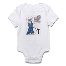 Year of the Horse Infant Bodysuit