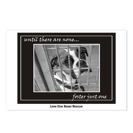 Until there are none.. Postcards (Package of 8)