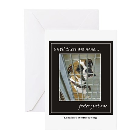 Until There Are None.. Greeting Cards (pk Of 10)