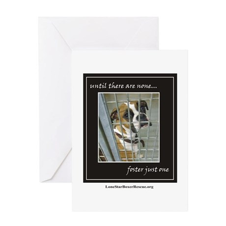 Until There Are None.. Card Greeting Cards