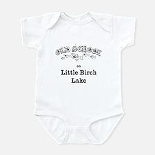 412 Old School Infant Bodysuit
