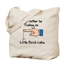 432 I'd Rather be Fishing Tote Bag