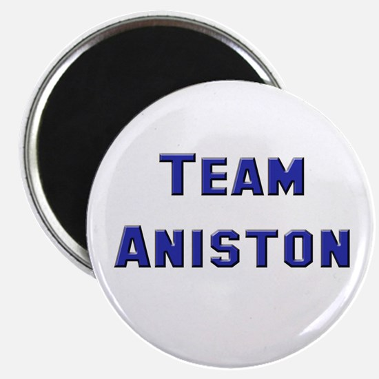 Team Aniston Magnet