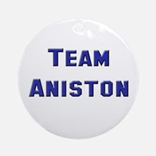 Team Aniston Keepsake (Round)