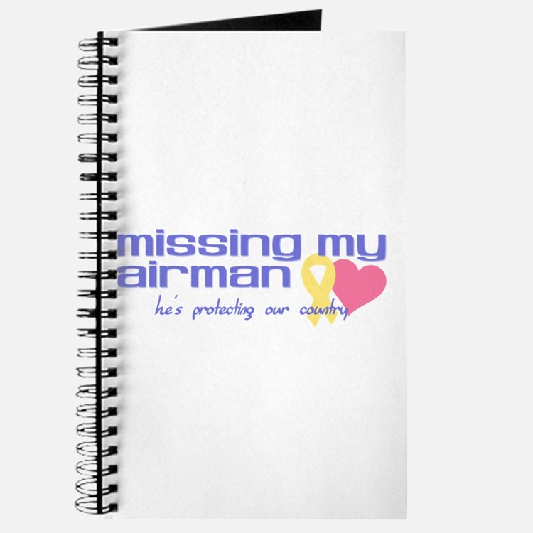 Missing My Airman Journal