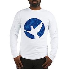 pigeonblue Long Sleeve T-Shirt