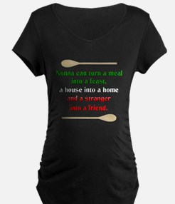 Nonna Can Turn A Meal T-Shirt
