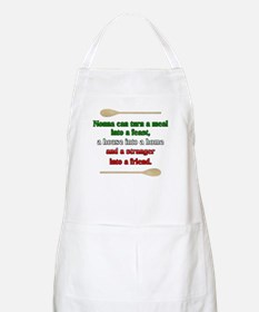 Nonna Can Turn A Meal BBQ Apron