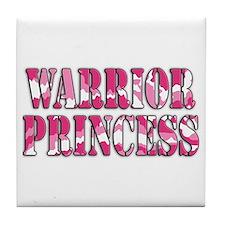 Warrior Princess Tile Coaster