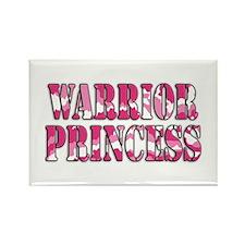 Warrior Princess Rectangle Magnet (10 pack)
