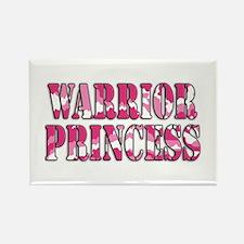 Warrior Princess Rectangle Magnet