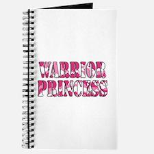 Warrior Princess Journal
