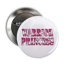 """Warrior Princess 2.25"""" Button"""