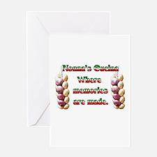Nonna's (Italian Grandmother) Cucina Greeting Card