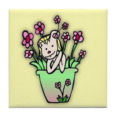 Potted Plant: Positivity Coaster