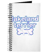 Powderpuff Lakeland Terrier Journal